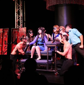 "Maren Wade in ""50 Shades! The Parody"""